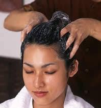 perawatan Kulit Kepala  dan Rambut