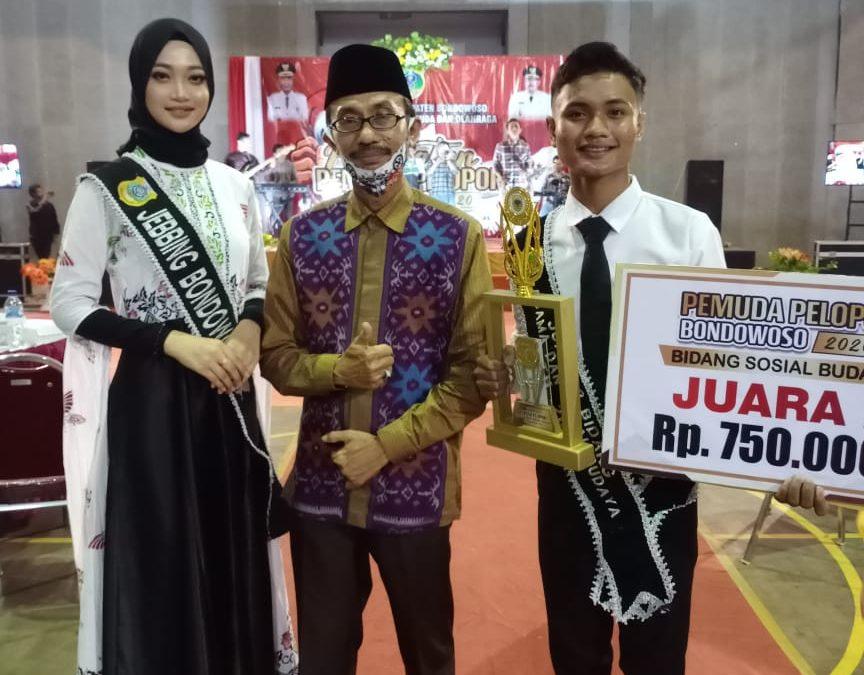 Dikala Pandemi Siswa SMKN 2 Bondowoso Juara 2 Pemuda Pelopor Kabupaten Bondowoso
