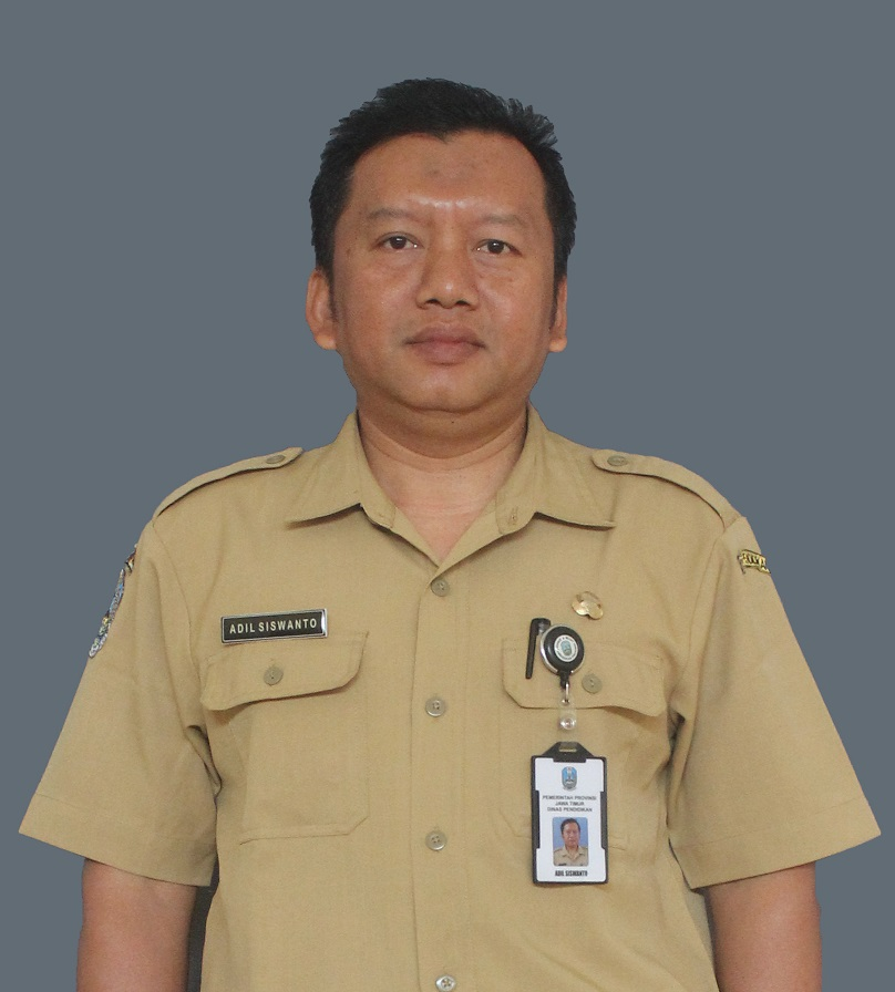 Dr. Adil Siswanto, SST. Par., M. Par